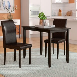 Baillie 3 Piece Dining Set Modern