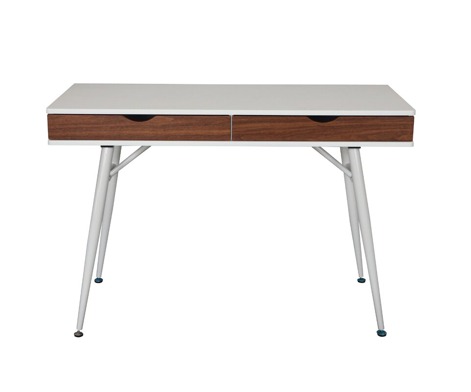 unique writing desk A new office desk will improve your work habit and help you organize your to dos a home office desk can be simple and look great free shipping on everything.