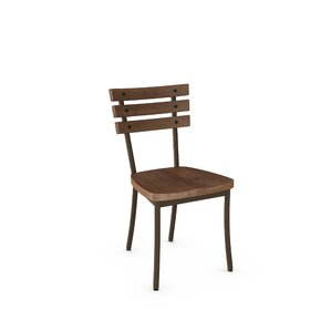 Dillard Solid Wood Dining Chair (Set Of 2)