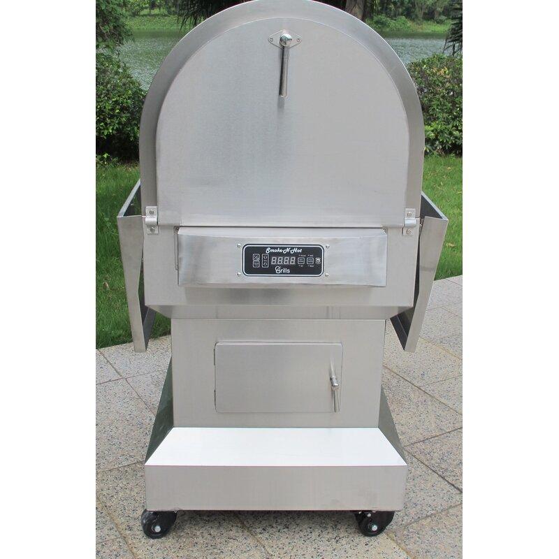 d08f543eed2 ETCO Wood Pellet Pizza Oven