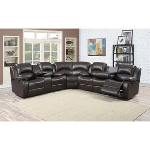 Bon Samara Reclining Sectional. By AC Pacific