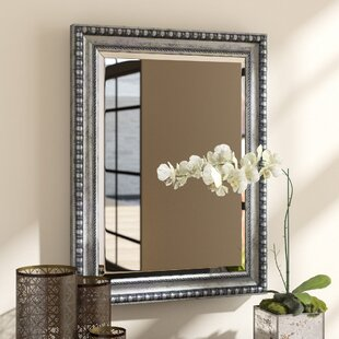 Eriq Framed Wall Mirror By World Menagerie