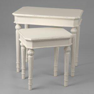 2-tlg. Satztisch-Set Parma von ChâteauChic