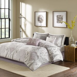 7piece samir cotton comforter set