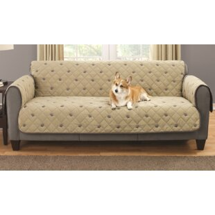 sofa pet covers. Sofa Embroidered Furniture Pet Protector With Non-slip Backing Covers
