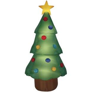 giant christmas tree inflatable