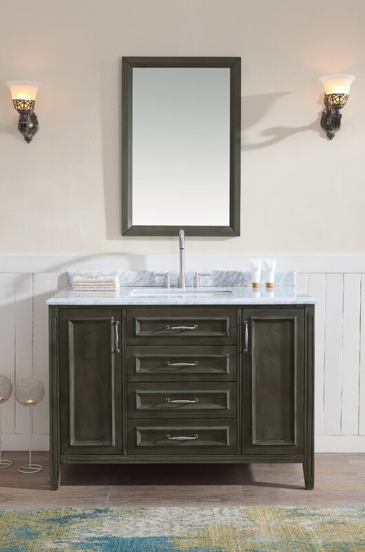 Jude 48 Single Bathroom Vanity Set
