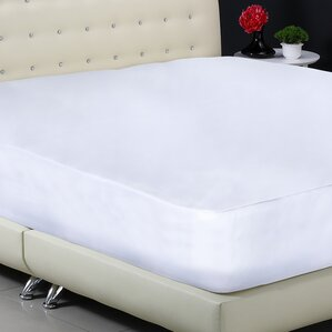 Basic Fitted Hypoallergenic Waterproof Mattress Protector by Protect-A-Bed