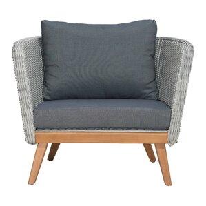 Des Moines Arm Chair With Cushion