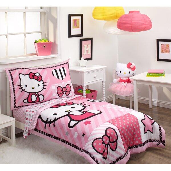 207412ae8 Hello Kitty Comforter | Wayfair