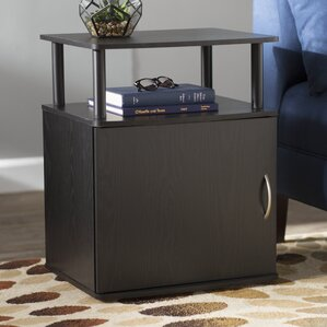 Amani End Table With Storage by Zipcode Design