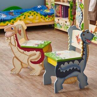 Dinosaur Kingdom Kids Desk Chair (Set of 2) & Dinosaur Table And Chairs   Wayfair