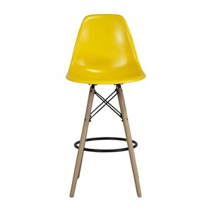 Weiss 26.5  Bar Stool  sc 1 st  AllModern & Modern Wood Bar Stools + Counter Stools | AllModern islam-shia.org