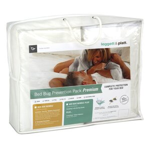 Bed Bug Prevention Plus Packs Bundle Waterproof Mattress Protector by Southern Textiles