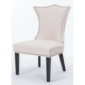 Shepherd Contemporary Side Chair by Alcott Hill