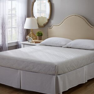 Wayfair Basics Quilted Mattress Protector