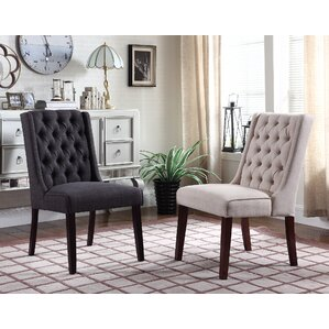 Henriette Contemporary Upholstered Dining..