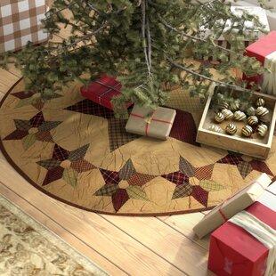 mini tree skirt - Burlap Christmas Tree Skirt