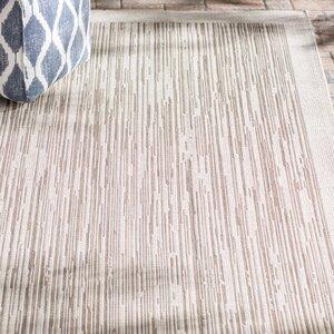Masari Ivory Indoor/Outdoor Area Rug