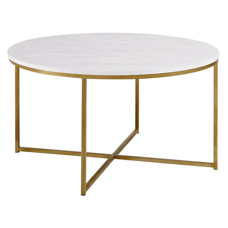 Dfs Round Coffee Tables: Mistana Lesa Coffee Table & Reviews