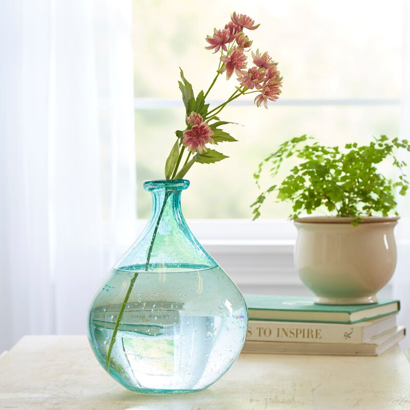 Beachcrest Home Bubble Vase Wayfair