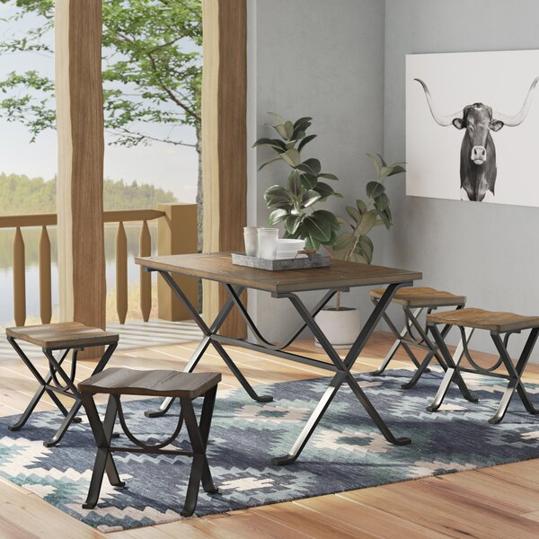 Dining Room Sets Austin Tx: Trent Austin Design Aguiar 5 Piece Dining Set & Reviews