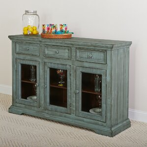 Winslow 3 Door 3 Drawer Sideboard by Rosecliff Heights
