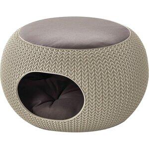 Haledon Knit Cozy Pet Home