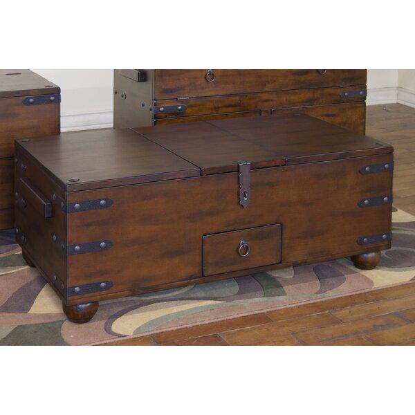 Dfs Trunk Coffee Table: Loon Peak Vista Trunk Coffee Table & Reviews