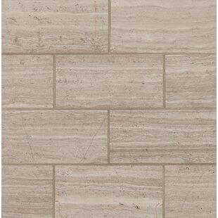 3 X 6 Marble Tile In White Oak