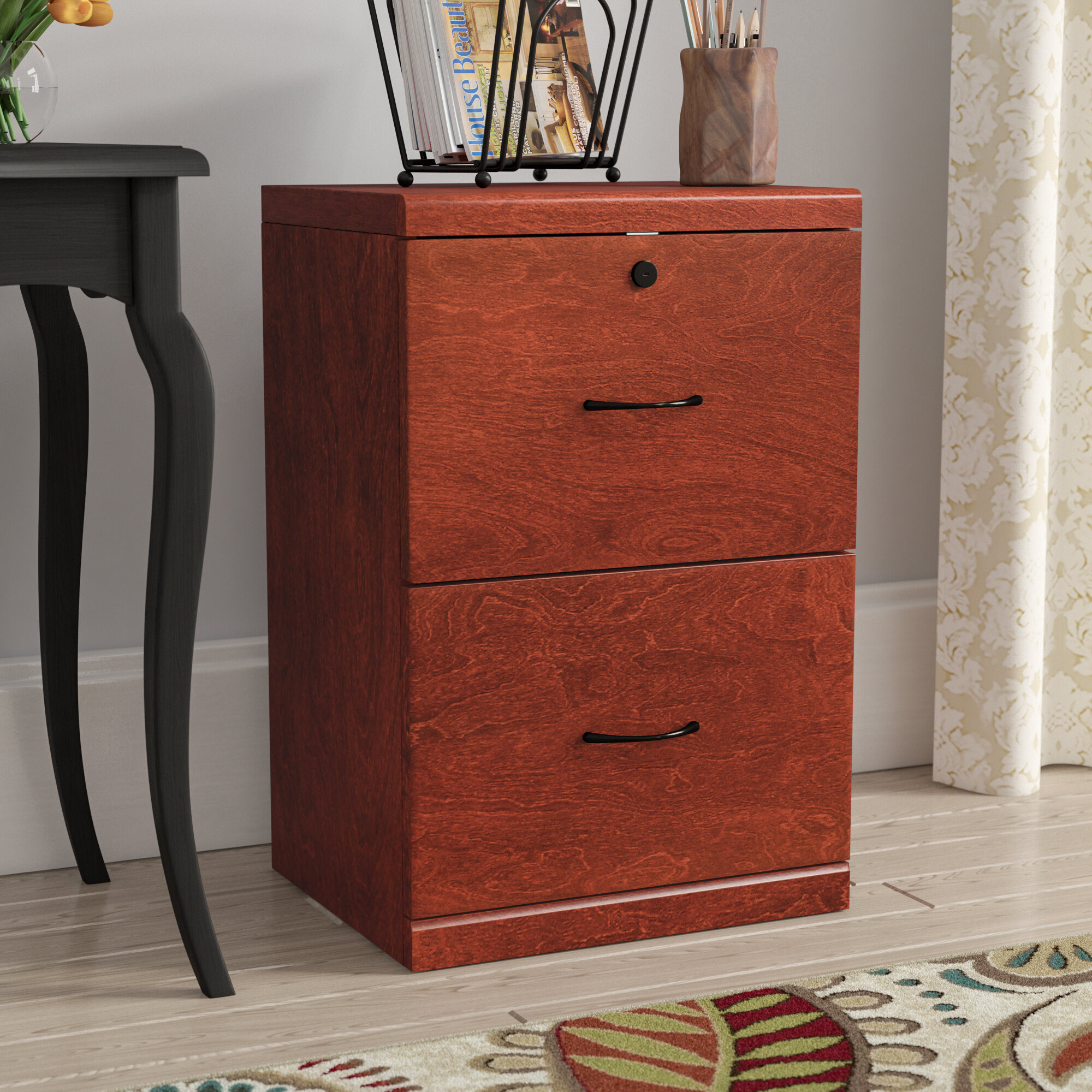 furniture filing drawer for drawers cabinets home storage metal mini legal oak cabinet file decorative wooden ikea