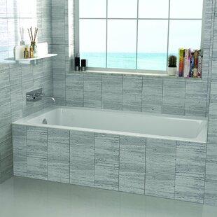 Soaking Tub Shower Combo Wayfair