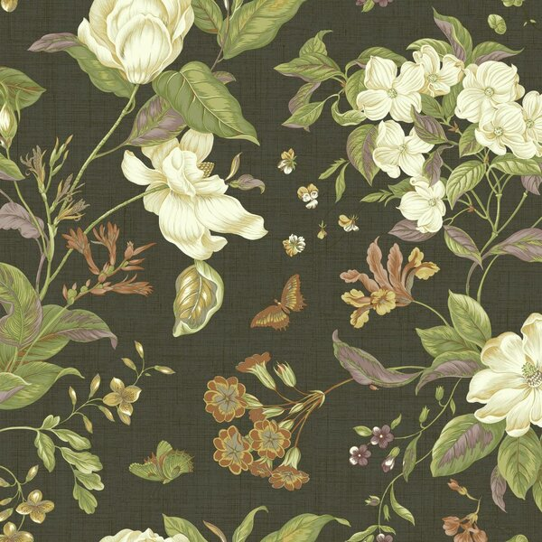 York Wallcoverings Williamsburg Garden Images 27 X 27