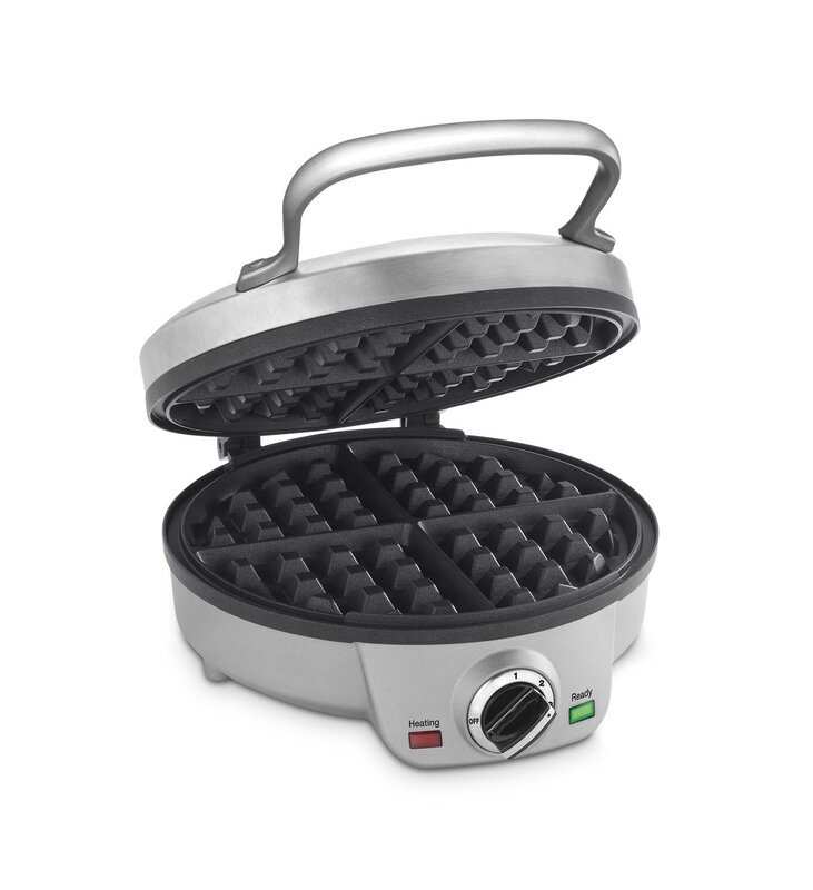 how to clean waffle maker hack