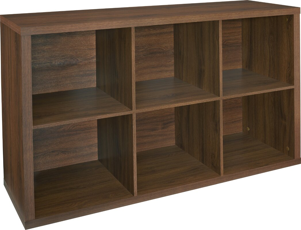 "ClosetMaid Decorative Storage 30"" Cube Unit Bookcase ..."