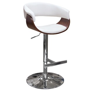 Cove Adjustable Height Swivel Bar Stool