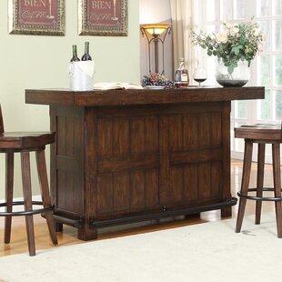 Tremper Premium Bar Cabinet