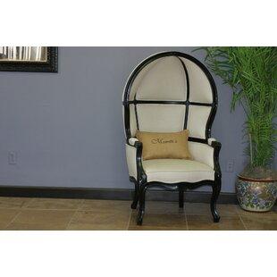 Doyden Canopy Balloon Chair  sc 1 st  Wayfair & French Canopy Chair | Wayfair
