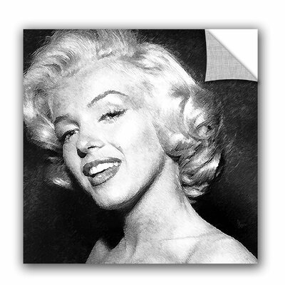 Scott Medwetz Marilyn Monroe Wall Decal Part 43