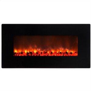 Little Heater Wall Mount Electric Fireplace ..