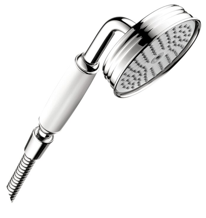 Axor Axor Montreux 1-Jet Full Handheld Shower Head & Reviews | Wayfair