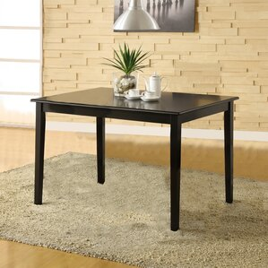 Oneill Rectangular Dining Table by Andover Mills