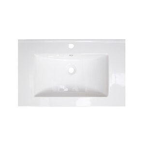 24 Single Bathroom Vanity Top