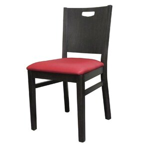Soho Side Chair with Cushion by Holsag