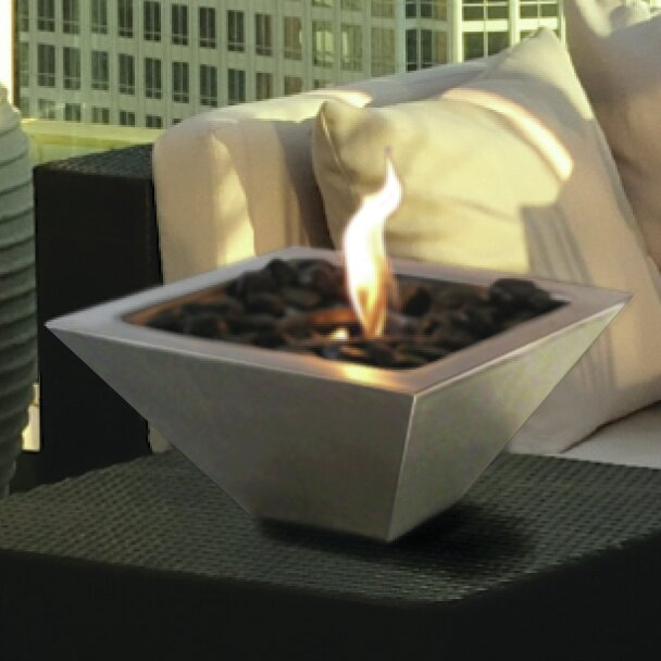 Anywhere Fireplaces Gel Tabletop Fireplace