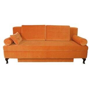 Burnt Orange Sofa Wayfair Co Uk