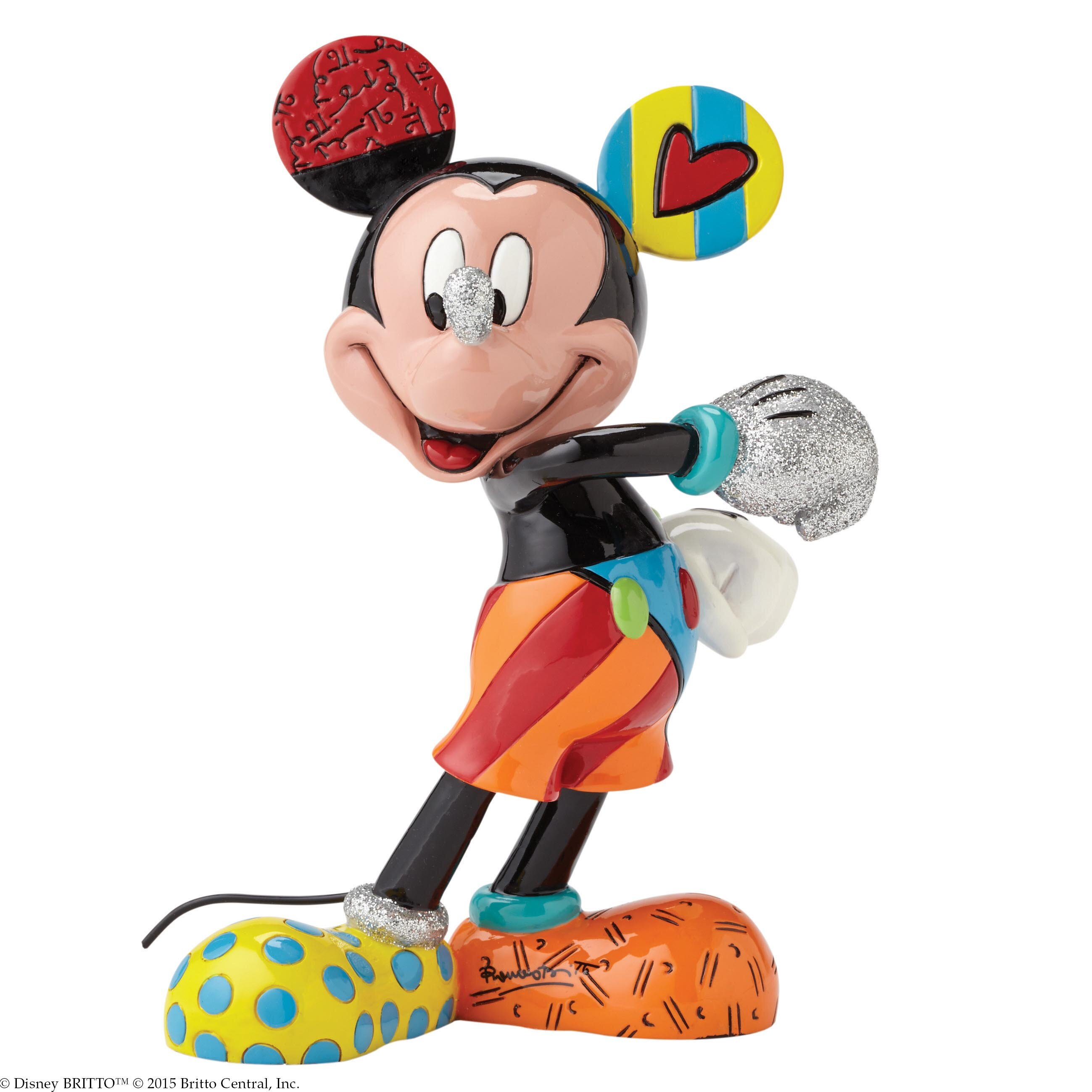 Disney Britto Figur Disney Britto - Micky Maus | Wayfair.de