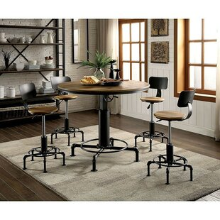Talmadge 5 Piece Counter Height Dining Set