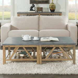 O'Neil Rectangle Coffee Table by Gracie Oaks