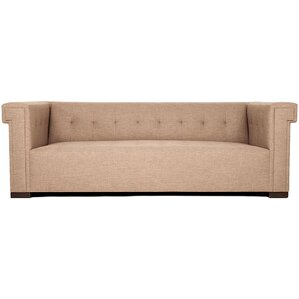 Mohr Tufted Chesterfield Sofa by Brayden Studio